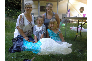 Lantern-making for the whole family